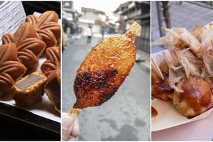 Nhật Bản và những món ăn đường phố không thể bỏ qua
