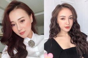 'Quỳnh búp bê' đăng ảnh selfie, dân mạng ngỡ là Kelly Nguyễn vì gương mặt giống đến 90%