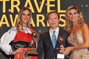 Vietnam Airlines 3 lần đoạt giải 'Oscar ngành du lịch'