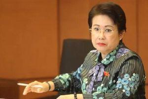 Sau kỷ luật, bà Phan Thị Mỹ Thanh về làm tại Ủy ban Mặt trận Tổ quốc tỉnh Đồng Nai