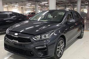 Kia Cerato 2019 rục rịch ra mắt tại thị trường Việt Nam