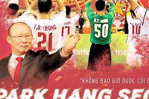 Chuẩn bị công chiếu phim tài liệu về HLV Park Hang Seo