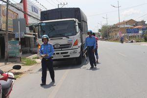 1 tháng, TTGT Tiền Giang xử phạt 150 xe khách, xe buýt vi phạm