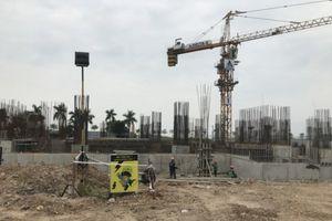 Sập sàn công trình ở Quảng Ninh, 2 công nhân tử vong