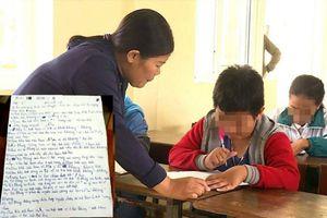 Vụ học sinh bị tát 231 cái: Nhà trường yêu cầu học sinh viết lời khai