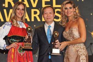 Vietnam Airlines nhận giải thưởng 'Oscar của ngành du lịch'