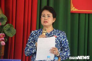 Bà Phan Thị Mỹ Thanh được điều động về Ủy ban Mặt trận Tổ quốc tỉnh Đồng Nai