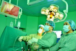 Trung tâm huấn luyện phẫu thuật nội soi đầu tiên của Việt Nam được công nhận chuẩn quốc tế