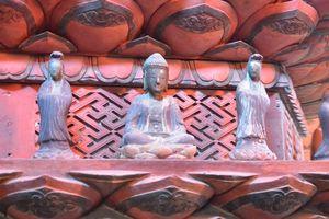 Về chùa Giám Hải Dương chiêm ngưỡng 'báu vật' quốc gia từ cuối thế kỷ 17, chỉ có duy nhất ở Việt Nam
