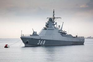 Hạm đội Biển Đen Nga nhận chiến hạm được cho là đủ sức đánh bại toàn bộ Hải quân Ukraine