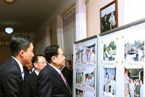 BẢN TIN MẶT TRẬN: Chủ tịch Trần Thanh Mẫn dự chiêu đãi kỷ niệm 60 năm ngày Chủ tịch Triều Tiên Kim Nhật Thành thăm Việt Nam