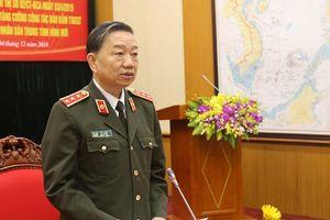 Bộ trưởng Công an: CSGT phải tăng cường ngoại ngữ