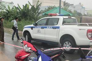 Nam giới mặc áo Grab nghi bị cướp sát hại ở Sài Gòn
