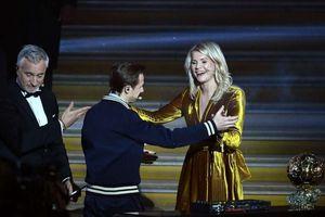 Andy Murray chỉ trích MC lễ trao giải Quả bóng vàng