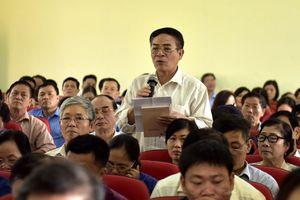 Hơn 180 nhóm kiến nghị của cử tri gửi tới Kỳ họp HĐND TP Hà Nội: Nóng vấn đề giao thông, quản lý đô thị