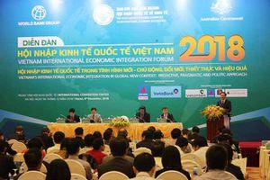 Hội nhập kinh tế quốc tế trong tình hình mới - Chủ động, Đổi mới, Thiết thực và Hiệu quả