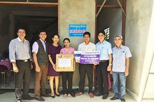 Điện lực Quảng Nam: Bàn giao nhà 'Mái ấm CĐ' cho đoàn viên khó khăn