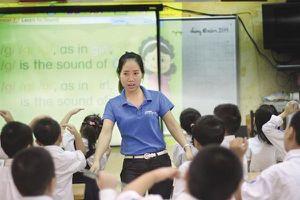 Để tiếng Anh là ngôn ngữ thứ 2: 'Cần môi trường giáo dục rất khác'