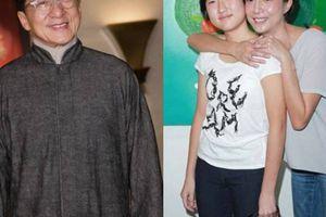 'Vợ hờ' nói gì khi Thành Long không nhắc đến tên con gái riêng trong tự truyện