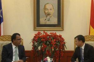 Việt Nam - Chi-lê có nhiều tiềm năng hợp tác về KH&CN