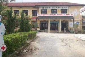 TT-Huế: Bệnh viện bị tố giữ bệnh nhân khiến mẹ con sản phụ tử vong