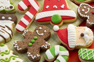 Những món bánh hấp dẫn mùa Giáng sinh cho bé