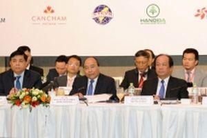 Thủ tướng Nguyễn Xuân Phúc dự Diễn đàn doanh nghiệp Việt Nam cuối kỳ 2018