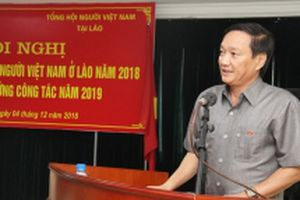 Hoạt động cộng đồng tại Lào đạt hiệu quả thiết thực