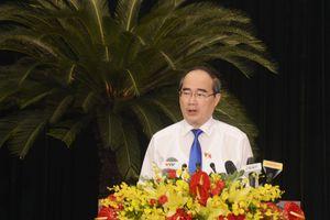 Khai mạc Kỳ họp thứ 12 Hội đồng nhân dân TP Hồ Chí Minh Khóa IX
