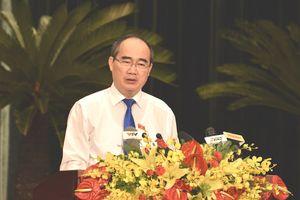 Bí thư Thành ủy TPHCM Nguyễn Thiện Nhân: Khắc phục vấn đề dân chưa đồng tình để lấy lại niềm tin