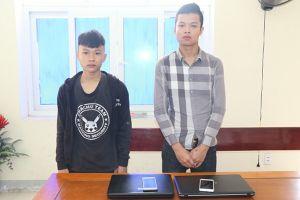 Hơn 2 tháng, hai 'siêu trộm' gây ra 24 vụ trộm