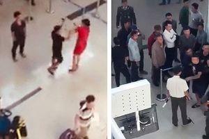 Phạt 4 nhân viên an ninh sân bay Thọ Xuân trong vụ côn đồ hành hung nhân viên hàng không
