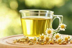 Bài thuốc từ hoa cúc trắng chữa hoa mắt, chóng mặt