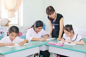 Nỗi niềm giáo viên dạy hòa nhập