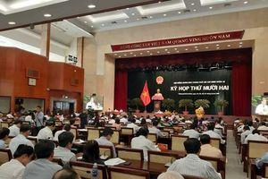 Bí thư Thành ủy TPHCM: Dân Thủ Thiêm dựng lều ở tại đất cũ là chưa căn cơ