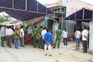 Vụ nữ Phó chủ tịch HĐND phường bị bắn chết: Nghi phạm dùng máy cắt sắt lấy súng