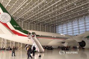 Muốn mua máy bay tổng thống? Đây là cơ hội của bạn