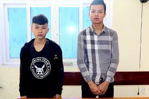 Khởi tố 2 nghi phạm gây ra 24 vụ trộm cắp tài sản