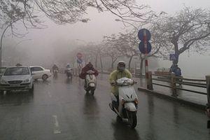 Bắc Bộ sáng sớm có sương mù, Hà Nội trưa chiều giảm mây trời nắng