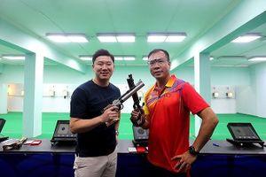Xạ thủ Jin Jong Oh chia sẻ bí quyết 4 lần vô địch Olympic