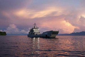 Ðảo nhỏ ở biển Ðông trở thành điểm tranh giành ảnh hưởng