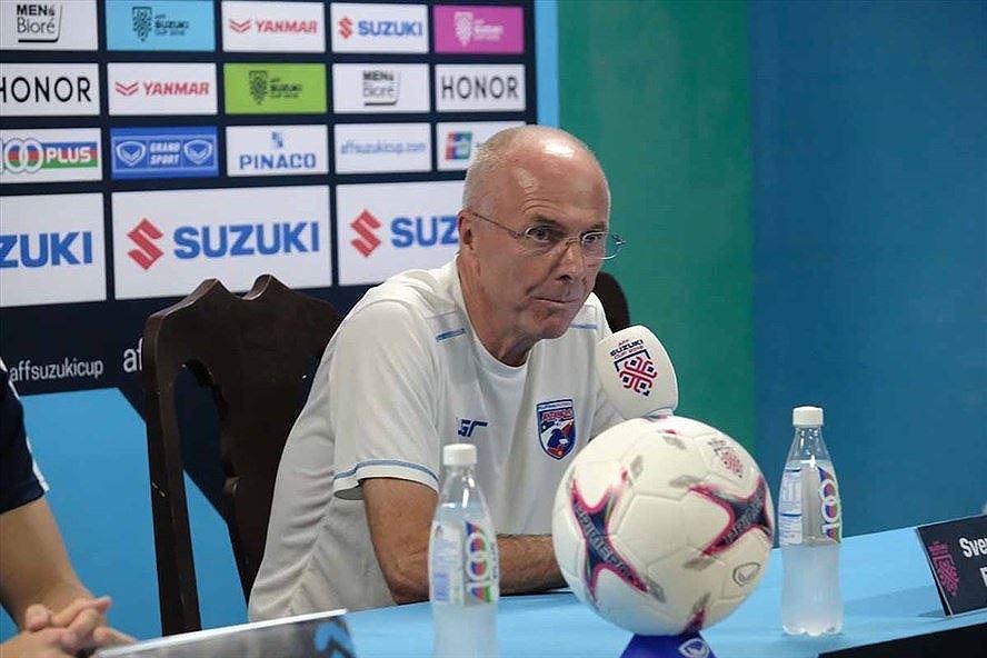 Truyền thông Philippines: 'Thầy trò HLV Eriksson cần một phép màu'