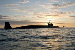 Nga muốn nâng số tàu ngầm mang tên lửa đạn đạo lên 11