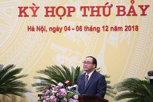 Bí thư Hà Nội: Kết quả phiếu tín nhiệm đánh giá, nhắc nhở cán bộ