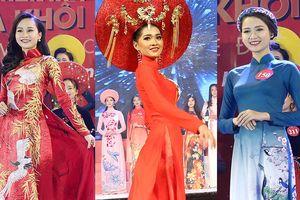 45 thí sinh lọt vào chung kết Hoa khôi Sinh viên Việt Nam 2018