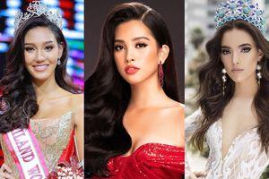 Lộ diện loạt 'đối thủ' của Tiểu Vy ở top 30 Miss World