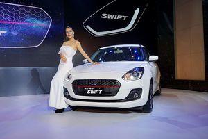 Suzuki Swift 2018 nhập khẩu sẽ khó khăn khi cạnh tranh tại Việt Nam?