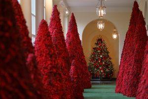 Điều đặc biệt tại Nhà Trắng trong mùa Giáng Sinh 2018