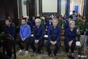 Xét xử vụ NH Đông Á: Nguyễn Đức Vinh nói về 200 tỷ đồng 'thu khống'
