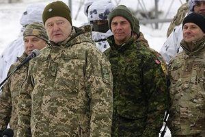 Tin thế giới 4/12: Ukraine huấn luyện cả lính dự bị để đối phó với Nga